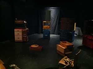 Mead Theater stage