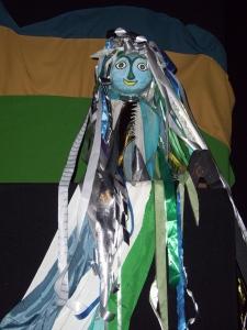 Puppet created by Basque company Txotxongillo Taldea.