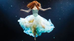 The Light Princess, a new musical with puppetry at the National Theatre in London.