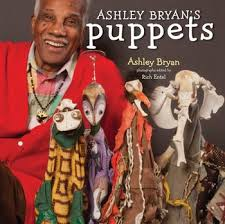 A new book from Ashley Bryan.